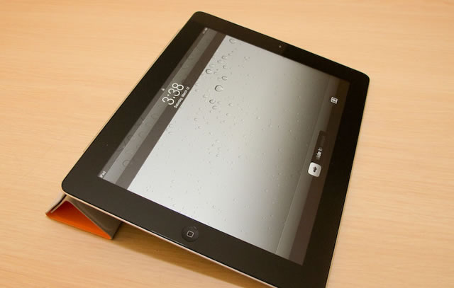 Unboxing the iPad 2 plus the Smart Cover