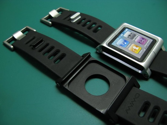 TikTok and LunaTik strap