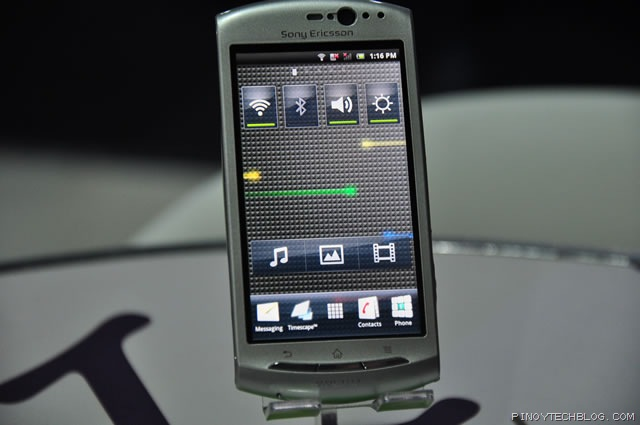 First Impressions: Sony Ericsson Xperia Neo
