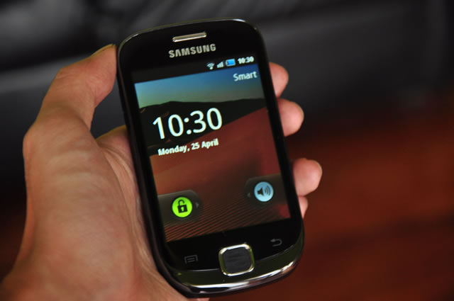 Samsung Galaxy Fit S5670 Review