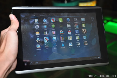 Acer Iconia Tab A500 now selling at Php21,900