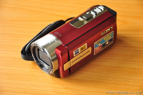 Sony Handycam DCR-SX65