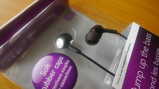 Philips SHE8000 In-Ear Headphones Review