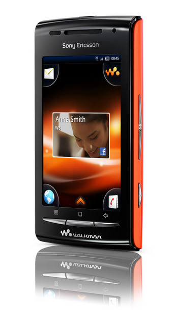 Sony Ericsson Launches First Android Smartphone with Walkman™ Feature