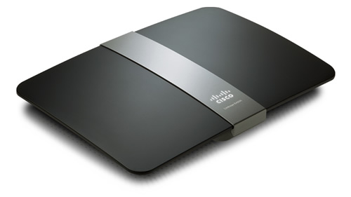 Linksys E4200, a high-tech wireless-N router for low-tech people