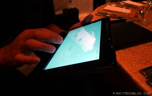 Sony Tablet S 01