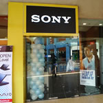 New Sony VAIO shop opens at SM Mall of Asia