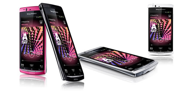 Sony Ericsson Xperia Arc S announced, same old same old