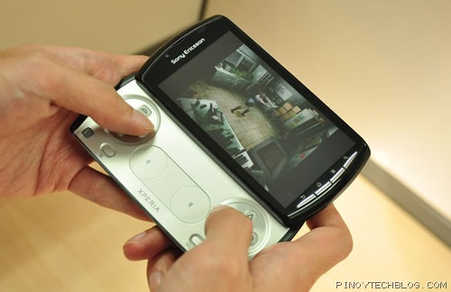 free ea games for sony ericsson xperia play