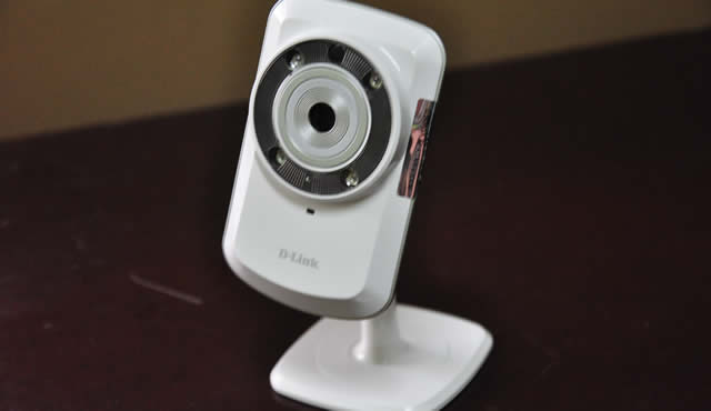 D-Link DCS-932L wireless home network camera review