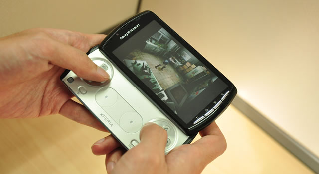 Sony Ericsson XPERIA Play Review, the ultimate gaming smartphone