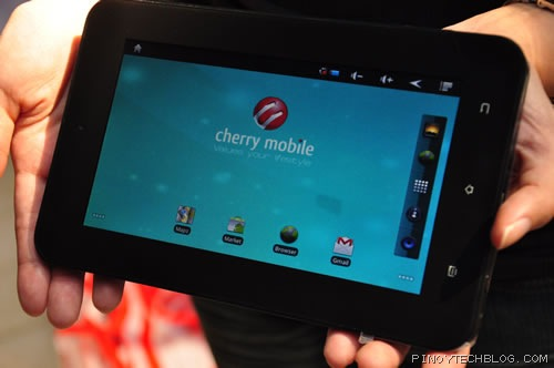 CherryPad Turbo