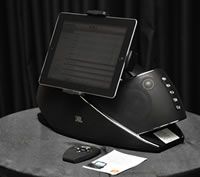 JBL OnBeat Xtreme feature-rich iPad dock