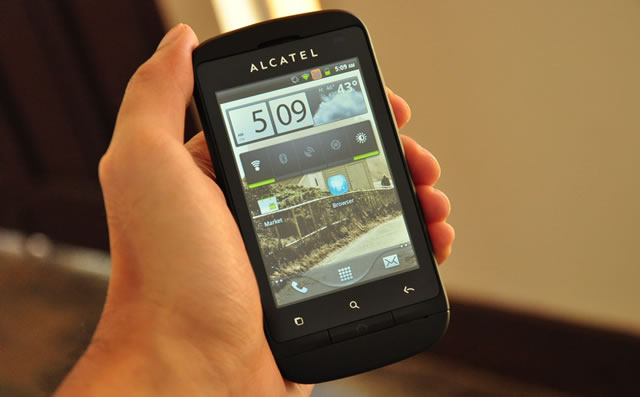 Alcatel Blaze Glory 918N featured