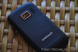 Alcatel Blaze Glory 918N Back
