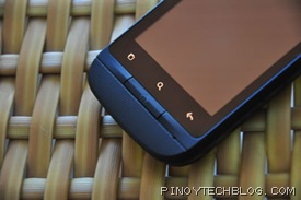 Alcatel Blaze Glory 918N front 2