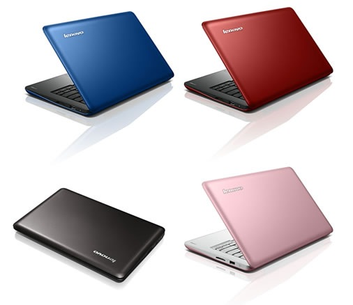 Lenovo IdeaPad S200 and S206