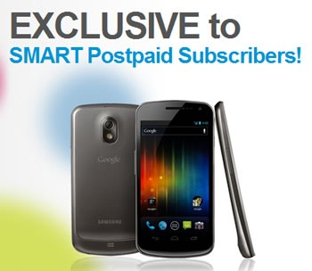 Smart Samsung Galaxy Nexus