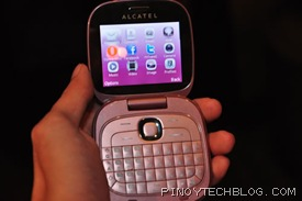 Alcatel Glam 810D