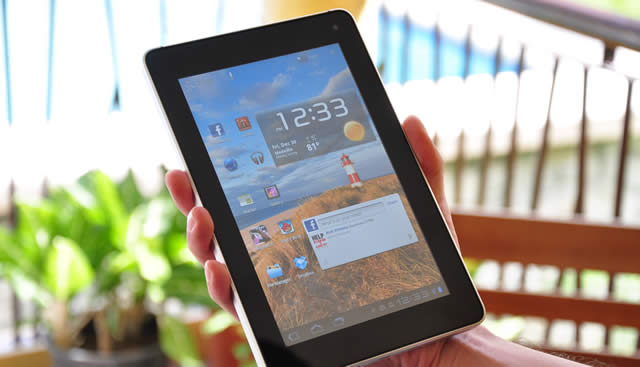 Huawei MediaPad Review, 7-inch tablet that feels just right