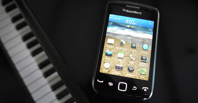 BlackBerry Curve 9380 featured