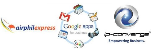 airphil express google apps ip converge