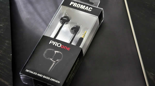 promac pro one featured