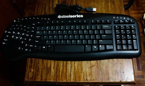 SteelSeries Merc