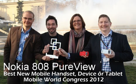 nokia 808 best in mwc