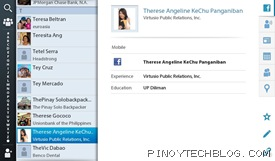 playbook contacts 2