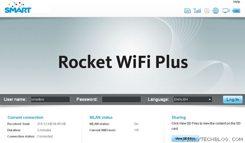 rocket wifi plus 1