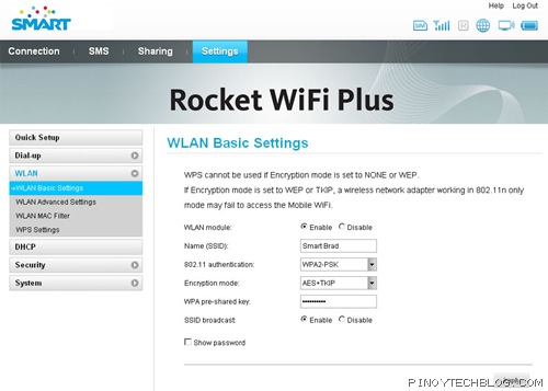 rocket wifi plus 3