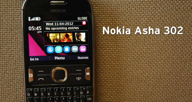 nokia asha 302 featured