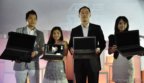 asus happiness