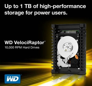 western digital velociraptor