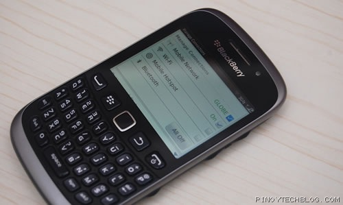BlackBerry Curve 9320 09