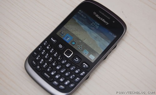 BlackBerry Curve 9320 10