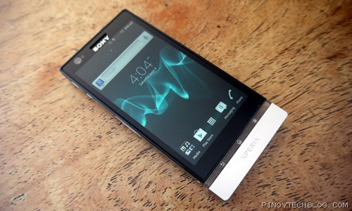 Sony Xperia P 02
