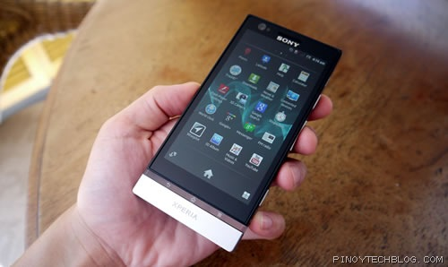 Sony Xperia P 07
