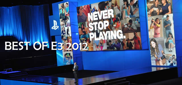 E3 2012 Wrap Up: Top 5 Moments