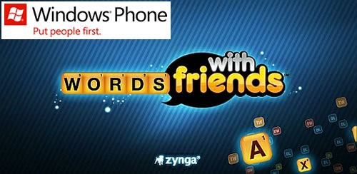 zynga windows phone