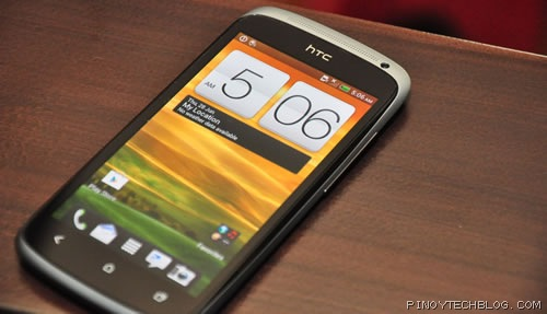 HTC One S Asia