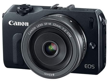 Canon EOS M mirrorless camera finally unveiled