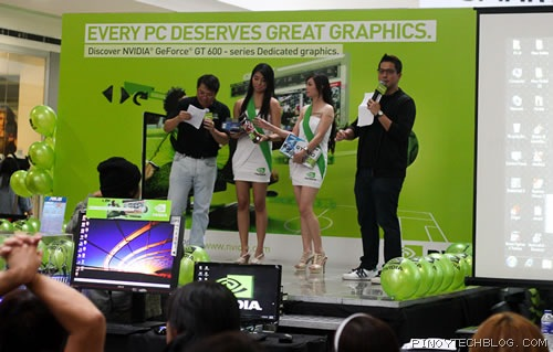 nvidia geforce day 2
