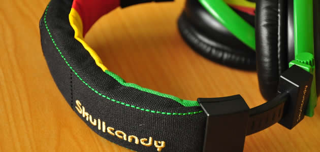 Skullcandy G.I. Rasta 2012 Headphone Review