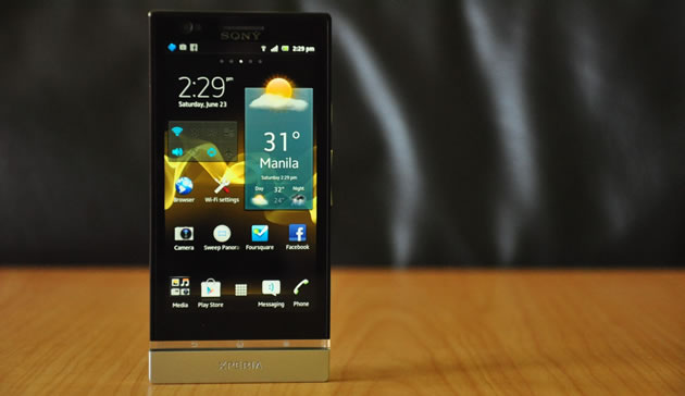 sony xperia p featured