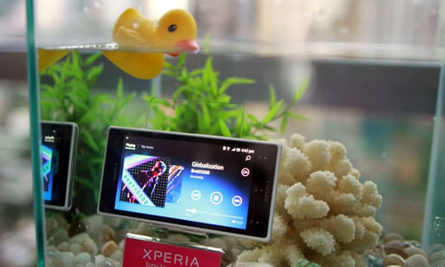 Xperia™ acro S - Made to make a splash in HD
