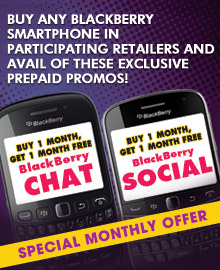 bb special monthly offer