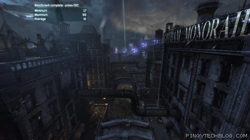 Batman Arkham City DX10