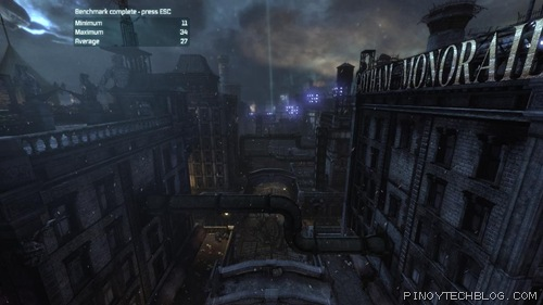 Batman Arkham City DX11